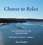 Choose To Relax CD
